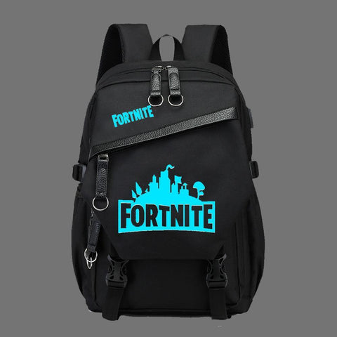 Luminous Backpack Fortnite Battle Backpack For Student