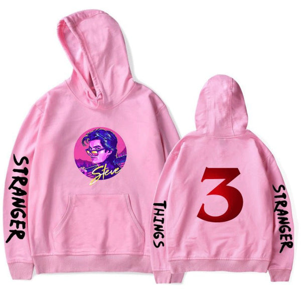 Steve Harrington Stranger Things Hoodie Sweatshirt Pullover