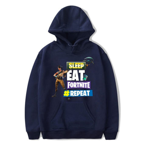 Youth Fortnite Hoodie Pullover Hoodie Sweatshirt