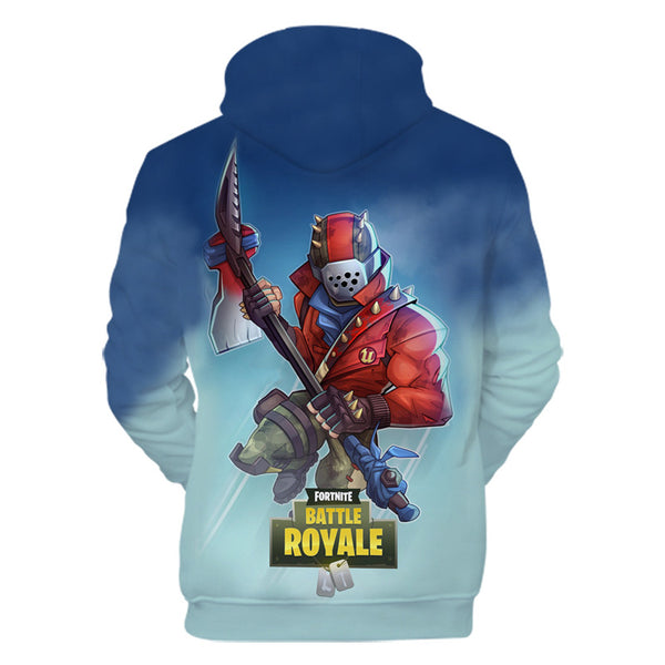 Unisex 3D Fortnite Hoodie For Youth
