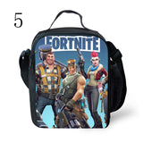 Fortnite Lunch Box For Kids Cool Lunch Case