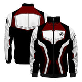 Avenger 4 Jacket  Quantum Zip Up Sweatshirt