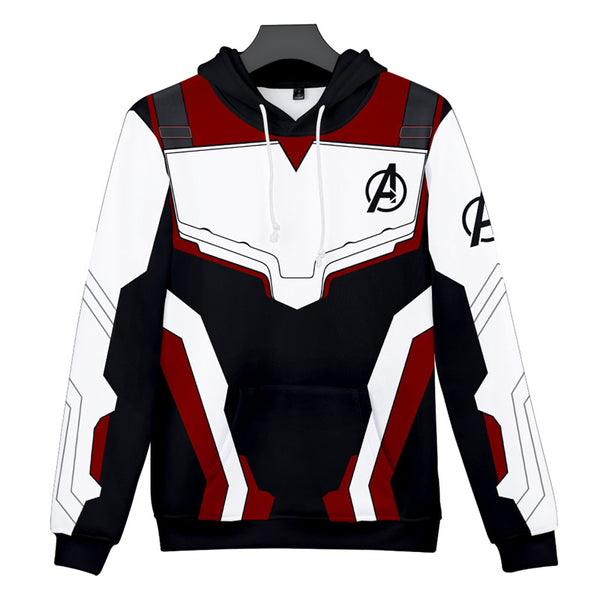 Boys Mens End game the Advanced Quantum Realm Hoodie
