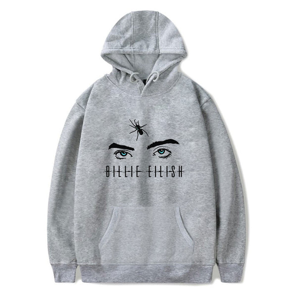Billie Eilish Sweater Pullover Hiphop Fashion Sweatshirt