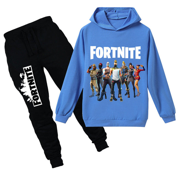 Fortnite Sweatshirt With Pants Set Ideal Gift 4-13Y