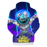 Novelty Sweater Leviathan Fortnite hoodies