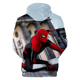 Cool Sweatshirt Spider-Man Far From Home Thin coats