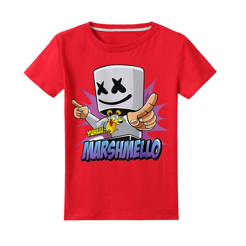 Marshmello T-shirt Cotton Shirt Sale
