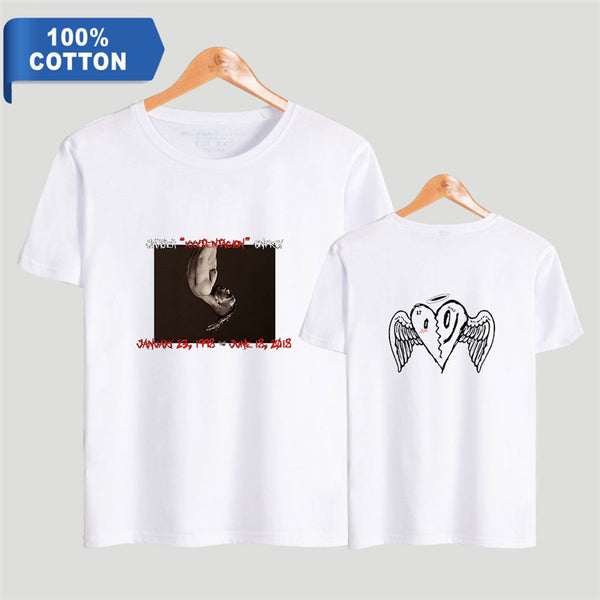 Unisex Tee Shirts Youth Rapper RIP Xxxtentacion Shirt