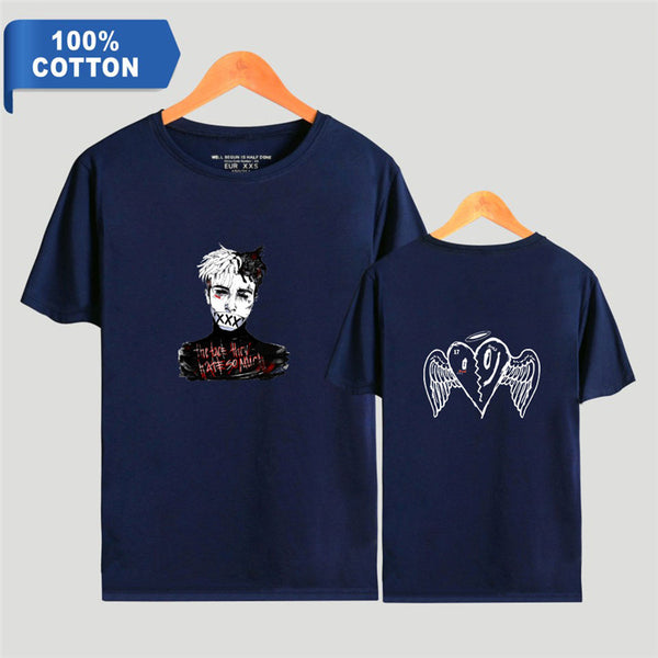 Unisex Tee Shirts with Rapper RIP Xxxtentacion Shirts