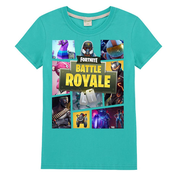 Fortnite T-shirt Cotton Shirt Sale 170CM
