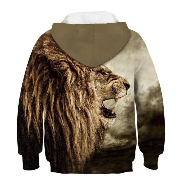 Teen Boys Novelty Kids Hoodie Sweatshirts 4-13Y