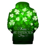 Unisex Irish Clothing SAINT PATRICK'S DAY Hoodie