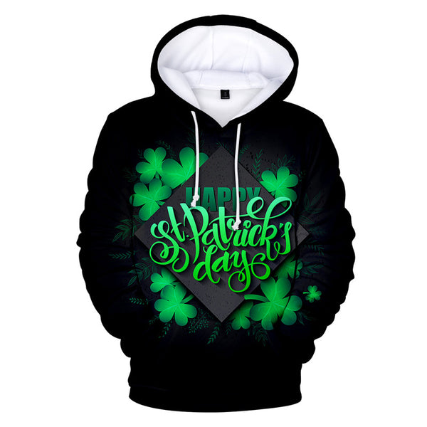 Unisex Irish Costume Long Sleeve Sweatshirt