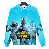 Boys Fortnite Hoodie Unisex Teen Sweatshirt