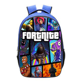Fornite Backpack Classic Pattern Boys Bookbags