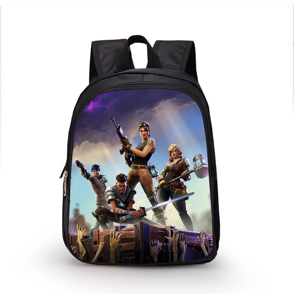 Fortnite Backpack School Bags for Children