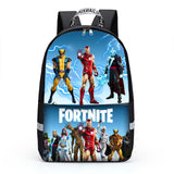 Forntite Backpacks Pecncil Bag Luch Box for School