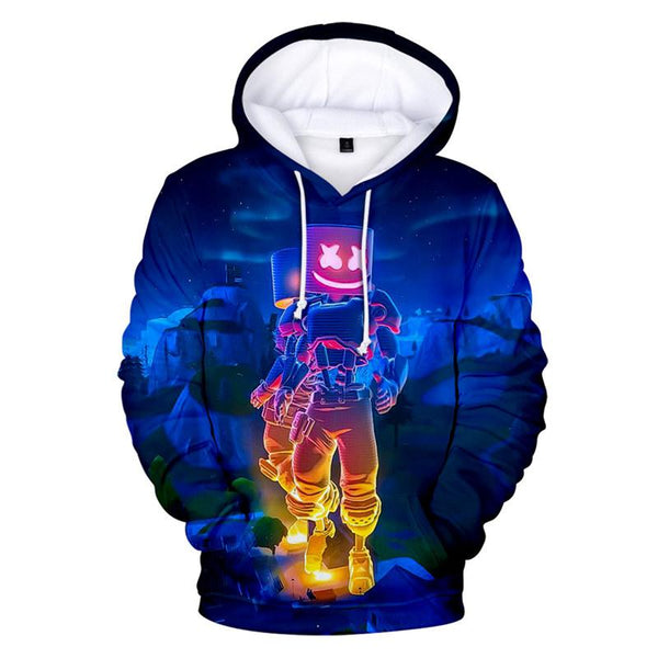 2019 Youth Long Sleeve Hoodies Fashion Boys Grils Clothes