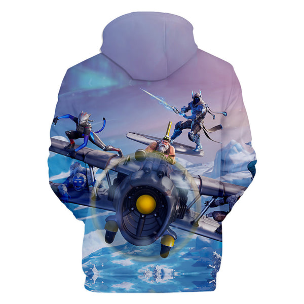 Fortnite Clothes Season 7 Unisex Hoodie Sweatshirt