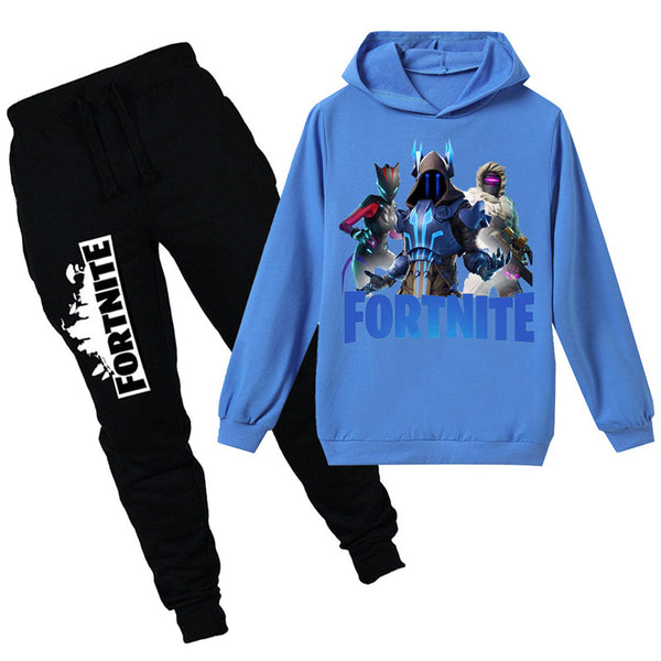 Fortnite Sweatshirt With Pants Ideal Gift 4-13Y