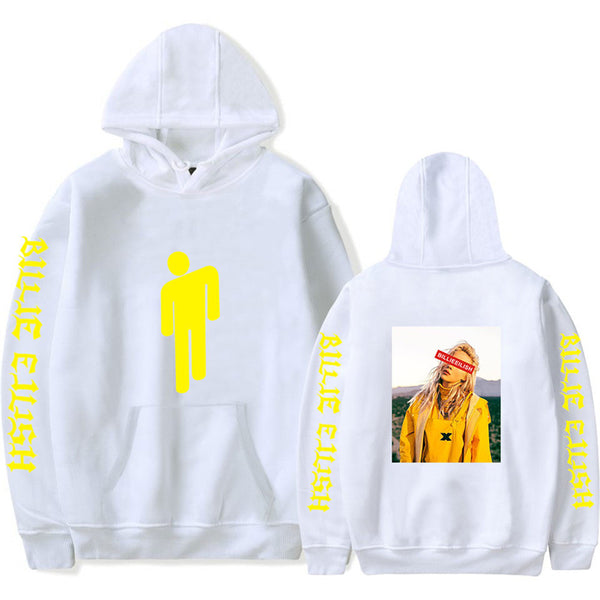 Billie Eilish Fashion Printed Hoodie Women/Men Sweatshirts