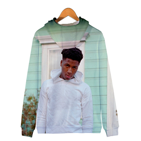 Youngboy Never Broke Again Jacket Hoodie