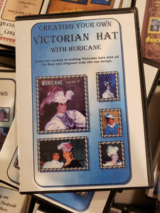 Creating your own Victorian Hat with Huricane