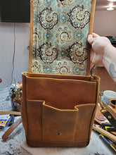 "Load image into Gallery viewer, Paper Pattern for the ""Man Sack"" Messenger Bag"