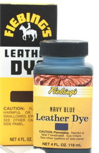 Navy Blue Dye 4oz