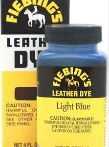 Light blue dye 4oz