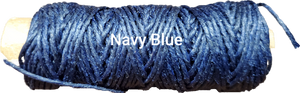 .035 Waxed Polycord 10 Yards-Maine Thread Co.