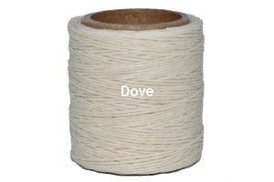 .030 Waxed Polycord 210 Feet- Maine Thread Co.