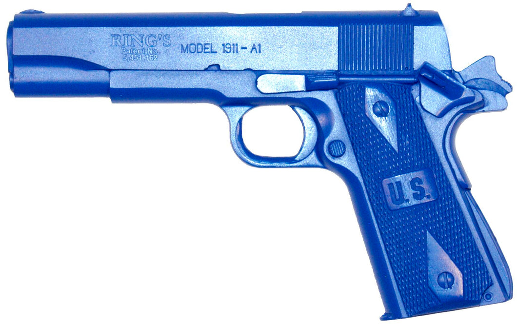 Springfield GI .45 1911 Cocked & Locked 5