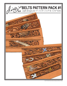Jim Linnell Belt Patterns Pack #1