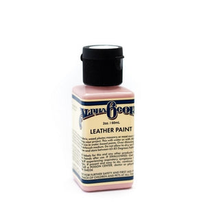 Alpha 6 Leather Paint – Baby Pink – 2.5 oz