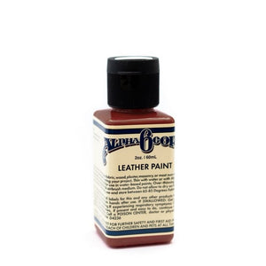 Alpha 6 Leather Paint – Chestnut – 2.5 oz