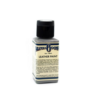 Alpha 6 Leather Paint –  Medium Grey– 2.5 oz