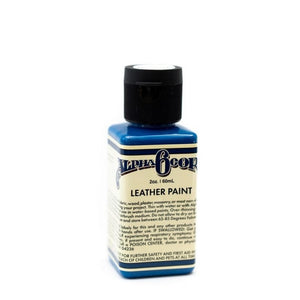 Alpha 6 Leather Paint – Royal – 2.5 oz