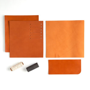 The Maker's Roper Wallet Kit