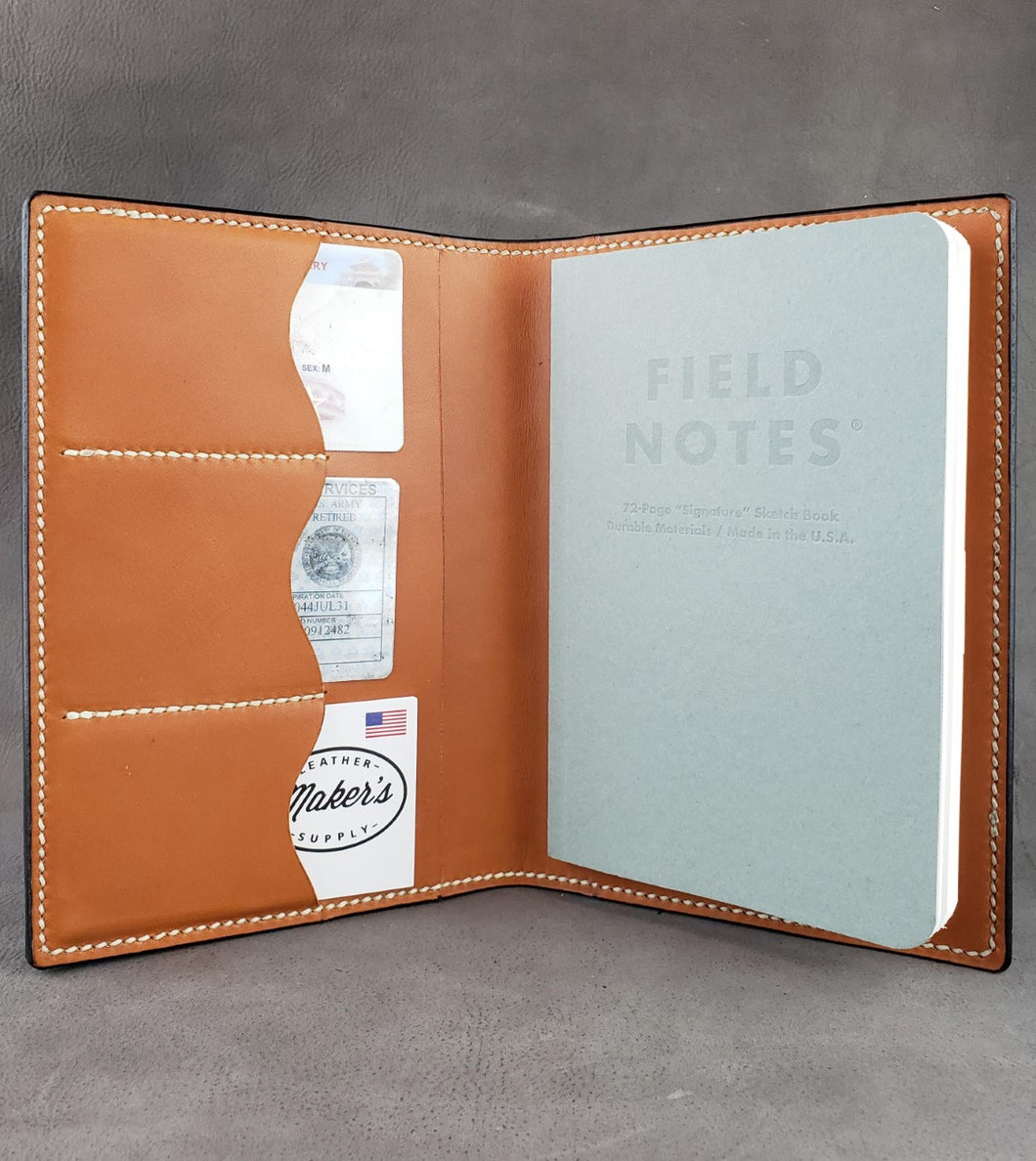 Signature Series Field Note Book Cover