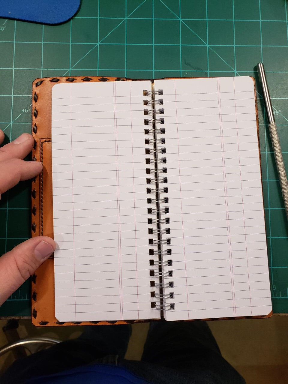 Tally Book (Spiral Bound)