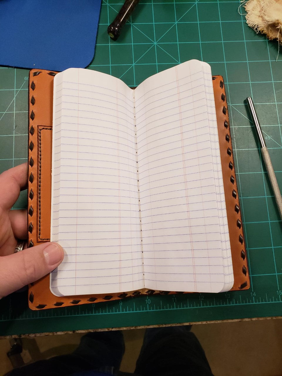 Tally Book (Sewn Binding)