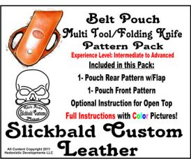 Multi-Tool / Lock Blade Pouch