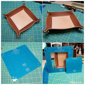 Valet Tray Template Set