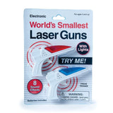Worlds Smallest Laser Shooters