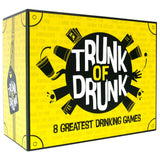 Trunk of Drunk-8 Drinking Game