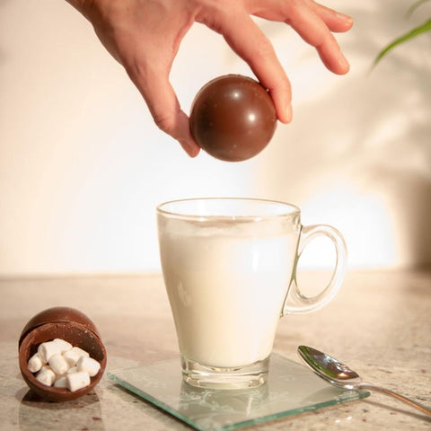 Hot Chocolate Bomb