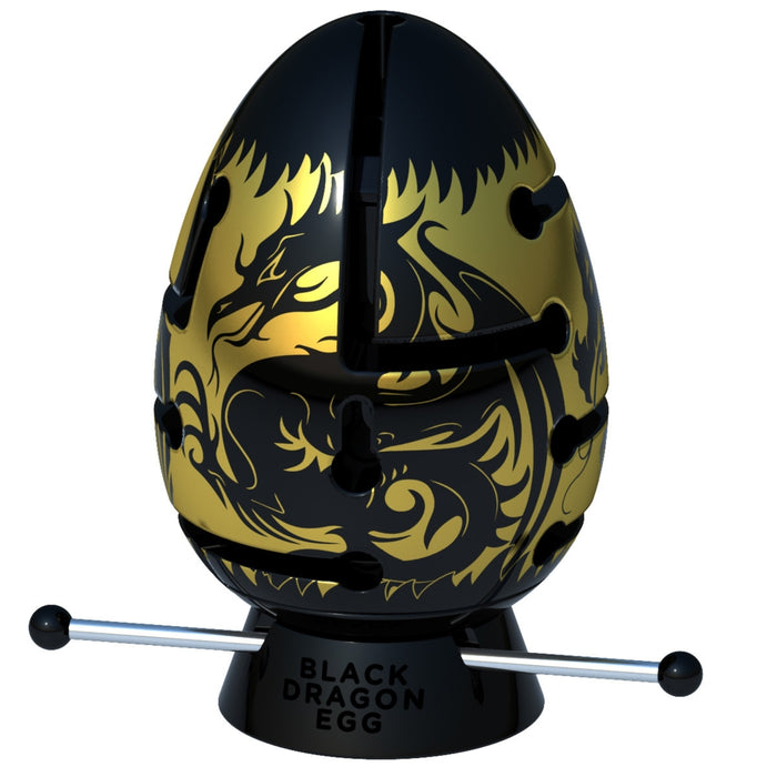 Smart Egg Black Dragon Labyrinth 2 Layers