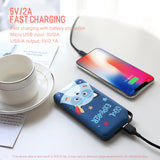 Cute Power Bank 10000mAh